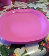 pink and purple plastic food container 2268 mi