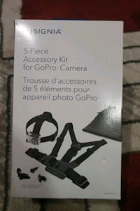 5 Piece accessory Kit for GoPro Camera
