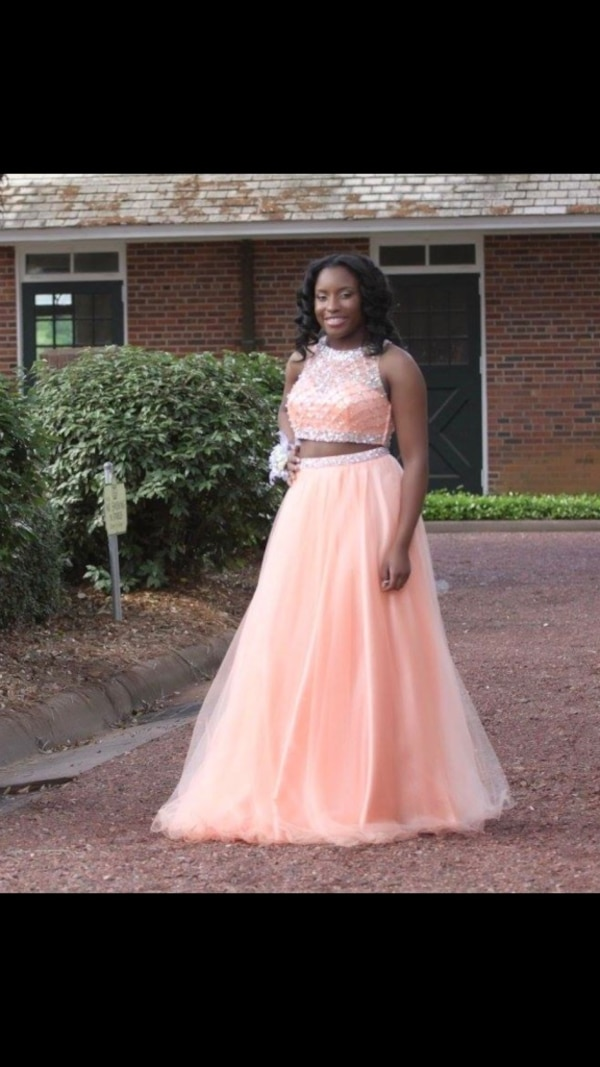 b8278a345f7 Used Prom dress for sale for sale in Thomasville - letgo