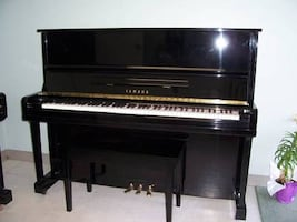 "YAMAHA U3 52"" Professional Model Upright Piano"