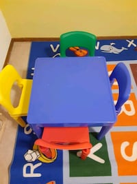Daycare table