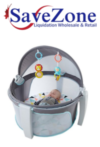 New- Fisher-Price On-The-Go Baby Dome