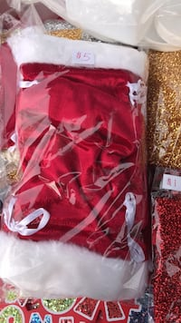 Santa gift bags $1 each Midway City, 92655
