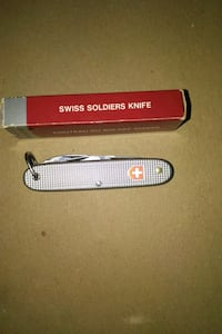 SWISS Soldiers Knife
