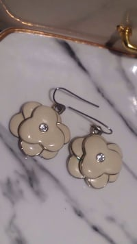 Flower Earrings  Edmonton, T6E 0M1