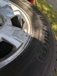 Hankook dynapro Pike tires 265 70 17 Portsmouth, 23702