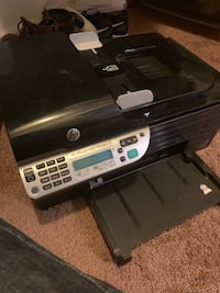 Dorm Room Pinter: Hp Officesmart C4500 Wireless Printer Detroit, 48202