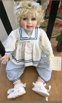 BRAND NEW DOLL IN BOX Forest Hill, 21050