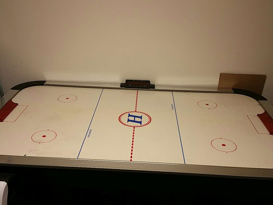 7ft Harvard Air Hockey Table