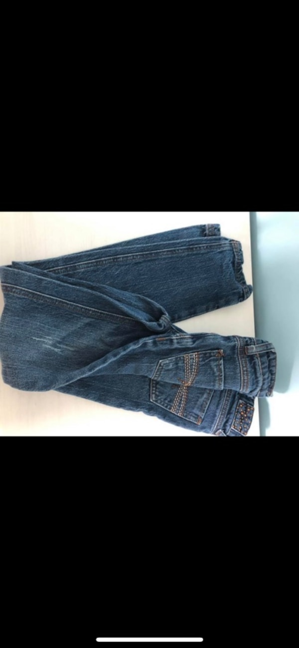 Lot of little girls jeans size 8- justice, old navy, target, Cherokee  74000fb0-5720-4f0c-8a05-7fc17e0b1496