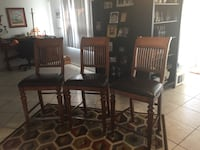 Beautiful set of 3 bar stools Holiday, 34691