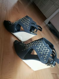 Rachel Roy wedge shoes Danville