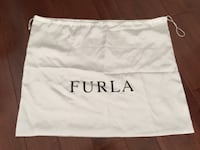 FURLA Leather Purse - Hobo Style TORONTO