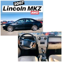 2007 Lincoln MKZ Oxon Hill