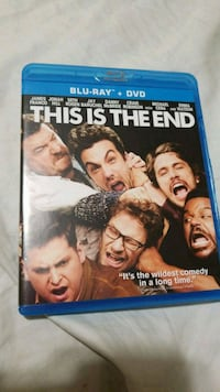 New this is the end regular DVD only  Bakersfield, 93305