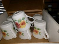 Floral tea or coffee cups Baltimore, 21230