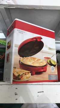 red and black Rival Crock-Pot slow cooker box Virginia Beach, 23456