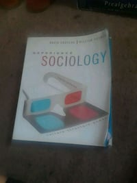 Sociology book 544 pages Irvington, 07111
