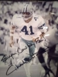 Autograph Dallas Cowboys Lubbock, 79403