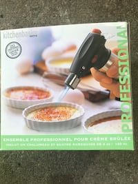 Professional baking torch  Surrey, V3S 4W6