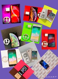 IPhones and Galaxies (all types/prices)  Largo