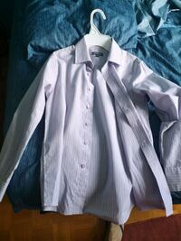 Boys dress shirts size 10, $10 each Montreal, H9C