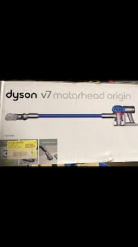 Dyson V7 Motorhead Origin cord-free Vacuum (New/In Box) Honolulu, 96826