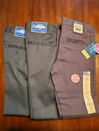 Girls Uniform Pants