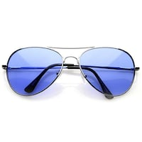 Blue Sunglasses Lanham