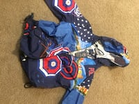 Black, red, blue, and white apparel pack Colorado Springs, 80909