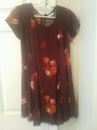 Floral shift dress Edmonton, T6W 3L5