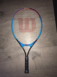 Blue Wilson Racket Maple Ridge, V2X