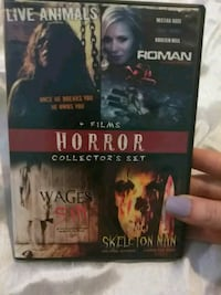4 scary movies Ogden, 84404