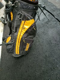 black and red golf bag Middlesex County, N0L