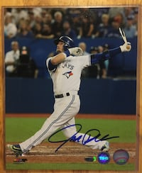 Josh Donaldson Autographed Toronto Blue Jays Official MLB Photo Toronto