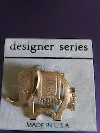 Designer Series Republican Elephant Lapel Pin Dumfries, 22026
