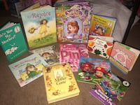 Children's Books! Awesome stories AND activities! $5 for entire set of 12 books Laurel, 20708