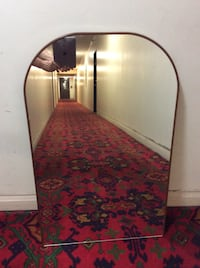 Mirror 38 inch length and 24 inch width,great conditions  Toronto, M2R
