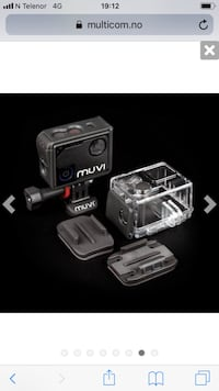 MUVI kx1 actioncamera Loddefjord, 5178