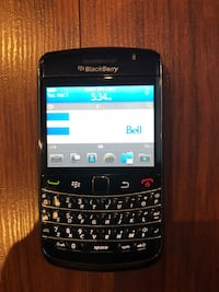 Bell BlackBerry BB 9700 unlocked no cables Mississauga, L5N 6A4