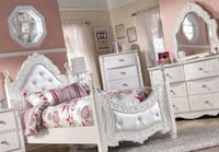 4 Piece Ashley Youth Bedroom Set!39$ Down Payment Baltimore, 21202