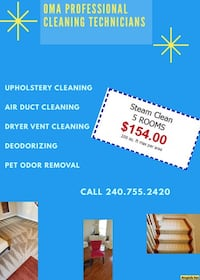 Carpet cleaning!!!! OMA Professional Cleaning Technicians 6 61 km