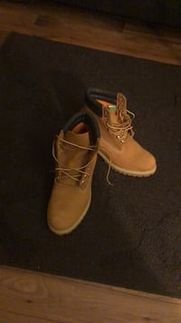 Timberlands (Black and Wheat) Lilburn, 30047