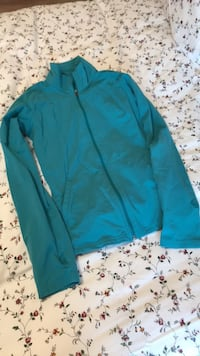 Tuff athletics size medium teal  Kelowna, V1W 3G8
