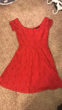 Forever 21 red size small Dress Charleston, 29414