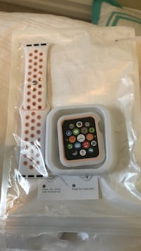 38mm Protective Case with Band for Apple Watch - never been used Victor, 14564
