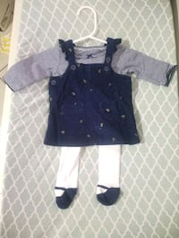 Baby girl clothes winter outfit  Las Vegas, 89107