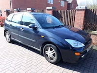 Ford - Focus - 2001 Leicestershire, LE67 6AQ