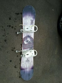 Firefly Snowboard (Youth) Milton, L0P