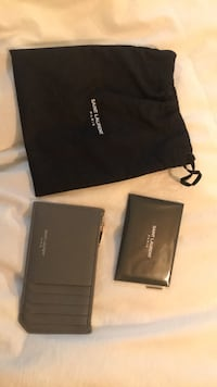 Saint Laurent card holder Toronto, M6G 3Y6